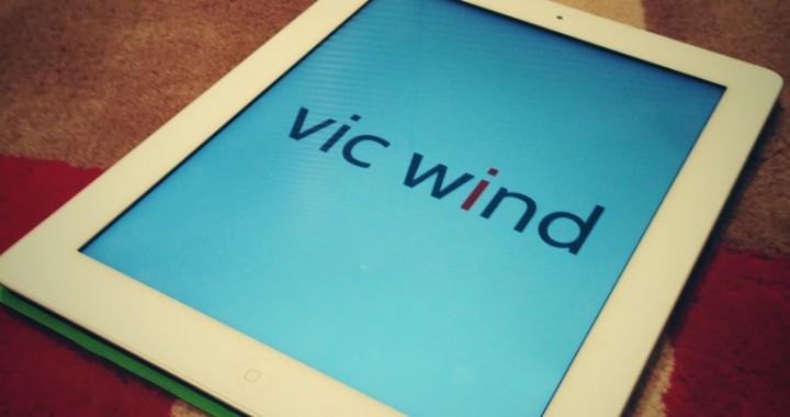 Vic Wind iPad