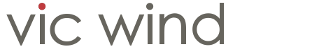 Vic Wind Logo